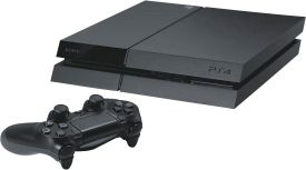EPE PlayStation 4 -1TB black PS4 Konsole C Chassis