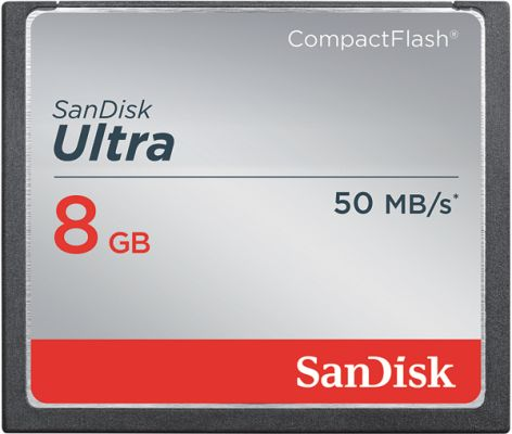 Sandisk Ultra CompactFlash 8GB_0